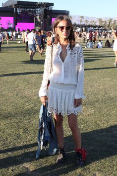 See The Best Looks From Coachella 2016