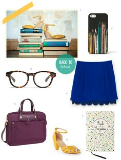 A Back to School Guide for the grownup bookworm