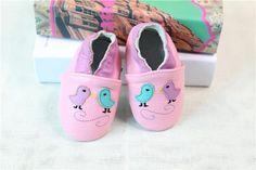 Moccasins Cartoon Pattern Soft Soled Shoes | Furrple