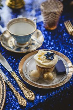 Royal Blue and Gold Wedding Ideas ~ Ten·2·Ten Photography
