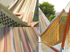 Marañon hammocks have a unique collection of natural dyed hammocks from Colombia. The hammocks are handmade and the colors are all natural, made from plants. These unique XL hammocks are only available at Marañon, the nr.1 hammock shop.