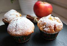 Line, back doch mal... Joghurt-Apfel-Zimt-Muffins