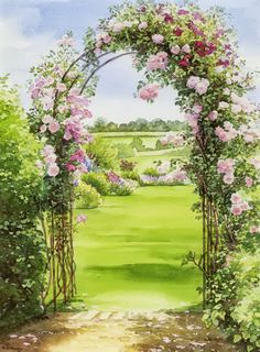 'The Rose Arch'