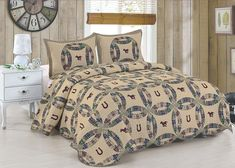 American Hometex Round Up King Quilt Set * You can find out more details at the link of the image. (This is an affiliate link)