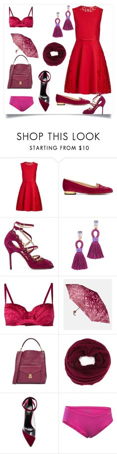 """""""Your style and your store"""" by denisee-denisee ❤ liked on Polyvore featuring Giambattista Valli, Charlotte Olympia, Marchesa, Oscar de la Renta, Marlies Dekkers, Avenue, Isabel Marant, Raye, Under Armour and vintage"""