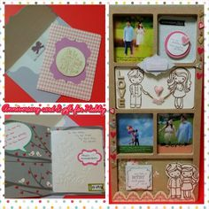 Anniversary card & gift for Hubby