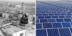 Chernobyl Could Become World's Largest Solar Farm