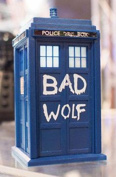 This Bluetooth TARDIS speaker is perfect for Doctor Who fans