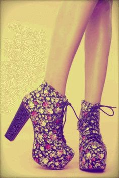 I really want Jeffery Campbell Litas!