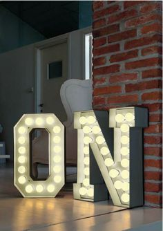 VEGAZ letters Seletti   Lampen - Retro verlichting   Design meubels, Retro verlichting & cadeaushop, Space Age new vintage