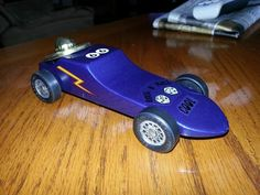 Pinewood Derby 2014 First Place - Bear Den #cubcontest