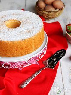 Come fare l'angel cake Bimby