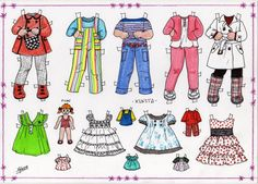 Paper Doll #6