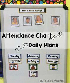 Calendar Time | Play to Learn Preschool | Bloglovin'