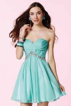 Cheap prom dresses, Buy Quality chiffon prom dress directly from China short prom gowns Suppliers: Vestido Festa 2015 New Arrival Sweetheart Empire Waist Above Knee Crystal Short Turquoise Chiffon Prom Dresses Gowns Sexy Short Dresses, Prom Dresses, Formal Dresses, Blue Dresses, Graduation Dresses, Dresses Uk, Bridal Dresses, Turquoise Homecoming Dresses, Mini