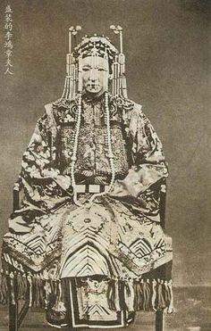 Spouse of Li Hongzhang