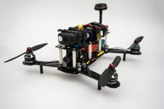 Copterlab Nano Quadcopter for FPV with Mobius HD cam