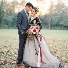 Wedding  Dramatic colors and gorgeous #filmphotography is that