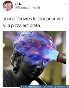 Le four et la pizza