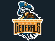 Washington Generals by Ben Douglass