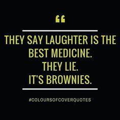 """They say laughter is the best medicine.  They lie. It's brownies."" #muslimahchamber #themodestymovement #hijabfashion #hijabers #hijablove #hijabi #hijabchic #hijabchamber #chichijab #simplyxcovered #simplycovered #hijabstyle #hijabqueen #hijabfashionista #hijabblogger #dressyourface #muslimahfashion #hfupclose #StayVeiled #hfinspo #hijabvogue #hijab_trends #kaftan #arabblogger #hijabmuslim #hijabmurah #elegant #eveninggown #hijabmuslim #abaya #coloursofcover"