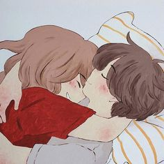 Likes, 150 Comments - Featuring Page Love Cartoon Couple, Cute Love Cartoons, Anime Love Couple, Cute Anime Couples, Anime Couples Sleeping, Cute Couple Drawings, Anime Couples Drawings, Cute Couple Art, Cute Drawings