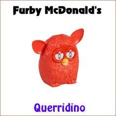 Querridino: Furby McDonald's: McLanche Feliz