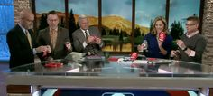 One anchor even threw up during the broadcast. #food #drink #plating #magazineonline #eatthetrend #forkyeah #wishlist #inspiration #triedit #maagazine