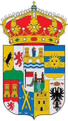 Escudo de la Provincia de Zamora - España. Zamora es una provincia española situada en el noroeste de la comunidad autónoma de Castilla y León, cuya capital es la ciudad de Zamora.