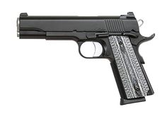 With more folks than ever choosing to hunt with a handgun and the continuing resurgence of the cartridge, Dan Wesson decided it was time to bring the heat. Shot Show, 1911 Pistol, 45 Acp, Bring The Heat, Light Rail, Firearms, Hand Guns, Shots, Beards
