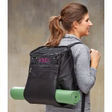 Hostess Exclusive: Take Two Tote ($35). Can be worn as a backpack or a tote (straps tuck inside pockets when not in use).   Earn this by hosting a party with me! Schedule your party today by visiting www.mythirtyone.com/meganfulsom