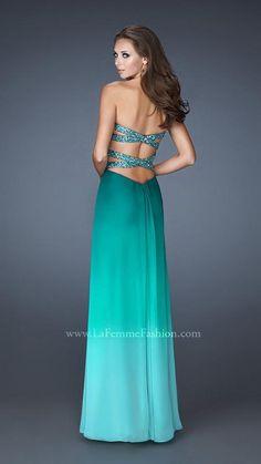18525 | La Femme Fashion 2013 - La Femme Prom Dresses
