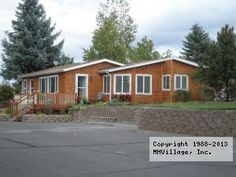 Cascade Village in Bend, OR via MHVillage.com
