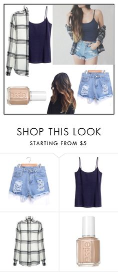 """""""Geen titel #82"""" by minimousepower ❤ liked on Polyvore featuring H&M and Marissa Webb"""