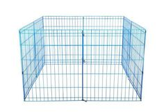 BestPet 8-Panel Tall Dog Playpen Crate Fence Pet Kennel Play Pen Exercise Cage, 42-Inch, Blue ** To view further for this item, visit the image link. (This is an affiliate link and I receive a commission for the sales) #DogLovers
