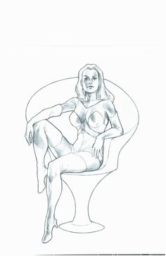 Emma Frost, in Gary Macindoes My Gallery Comic Art Gallery Room - 1012968 Drawing Reference Poses, Art Reference, Drawing Tips, Disney Drawings, Cartoon Drawings, Animal Drawings, Animation Sketches, Drawing Sketches