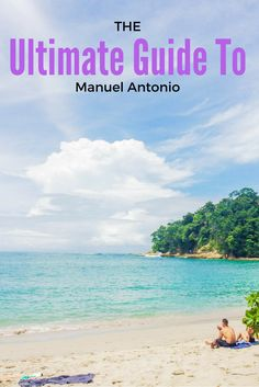 Manuel Antonio National Park in Costa Rica is famous for its beautiful beaches, lush rainforest and wildlife – from sloths to monkeys. With great activities and restaurants all around the area, Manuel Antonio is the perfect travel destination.