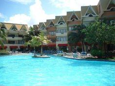 All Inclusive Amhsa Casa Marina Reef & Beach Resorts Dominican Republic Vacation Package