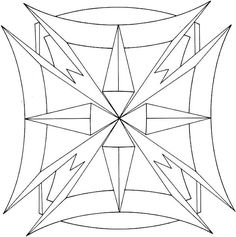 Coloring Pages for Adults Only   Free Printable Adult Coloring Pages - Geometric Coloring Pages