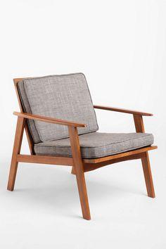 Dagmar Chair - Urban Outfitters  Breakfast nook?