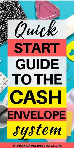 The cash envelope system is the perfect way to get a grip of your finances. By using this method it gives you complete control over your money and where it's being spent Envelope Budget System, Cash Envelope System, Budget Envelopes, Money Envelopes, Budgeting System, Budgeting Finances, Budgeting Tips, Money Makeover, Personal Finance