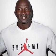 @terryrichardson for @supremenewyork x @jumpman23 Will you cop ? #MichaelJordan #Supreme #AJ5 #sneakerfiend #nike #sneakershouts #followback #sneakers