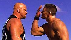 Steve Austin Took John Cena To Task For His Goofy Springboard Stunner