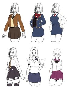 Ideas Clothes Drawing Model For 2019 Manga Clothes, Drawing Anime Clothes, Fashion Design Drawings, Fashion Sketches, Clothing Sketches, Poses References, Anime Dress, Art Reference Poses, Character Design References