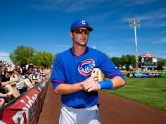 Electrifying Cubs prospect Kris Bryant earns player of year honor