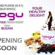 #bintangmegamall #froyo #natural #frozenyogurt #dessert #healthy #yummy #miricity #yogu