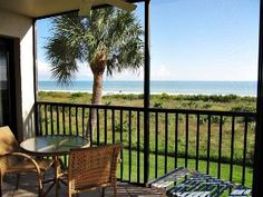 Direct Beachfront - Deluxe Corner Condo - Great Views  (1a2)Vacation Rental in Sanibel Island from @HomeAway! #vacation #rental #travel #homeaway