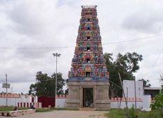 Temple of Secrets: Chowdeshwari Temple at Dasarighatta, near Tiptur o...