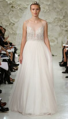Watters Spring 2015 Bridal Collections | bellethemagazine.com