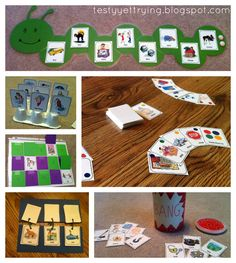 Download/Print Free Speech Articulation Materials. Visit pinterest.com/arktherapeutic for more #speechtherapy games and activity ideas